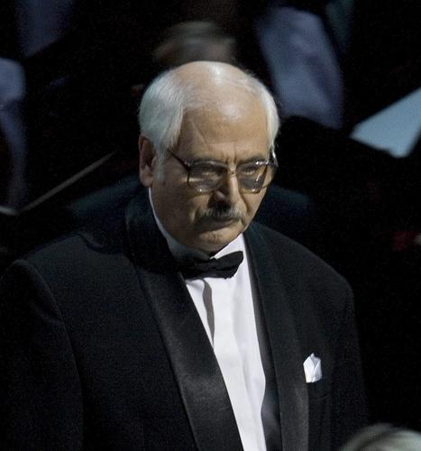 Владимир Гинзбург. Фото Юрия Чернова