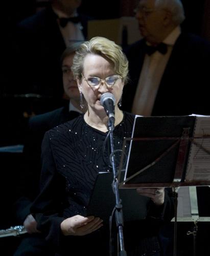 Людмила Деменева. Фото Юрия Чернова