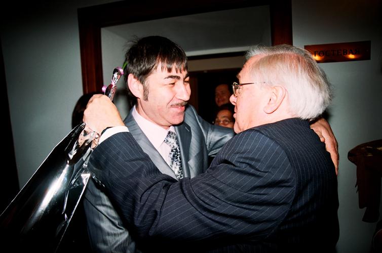 Валерий Грунер, Йоахим Грунер. Фото Сергея Копышко