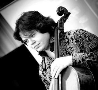Евгений Румянцев, виолончель